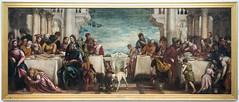 The Feast in the House of Simon | Veronese | Pinacoteca di Brera di Milano-14