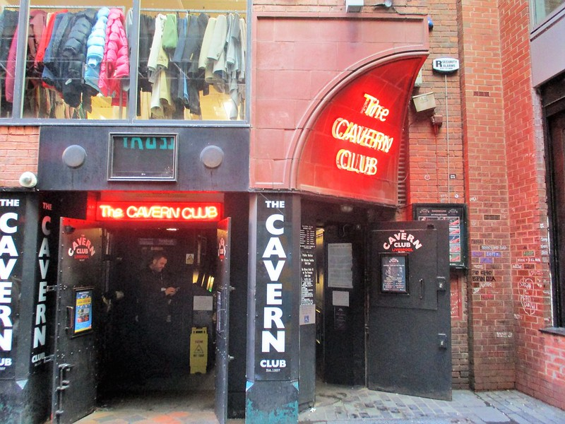 "Not ""The Cavern Club"""