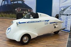 Messerschmitt Super 200 Rekordfahrzeug - 1955