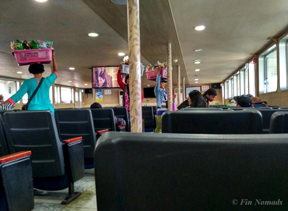 Lombok bali ferry