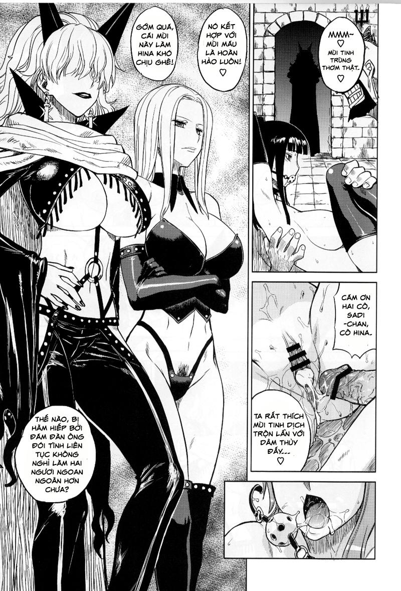 HentaiVN.net - Ảnh 5 - MEROMERO GIRLS 2 MUGIWARA GIRLS SIDE (One Piece) - Oneshot