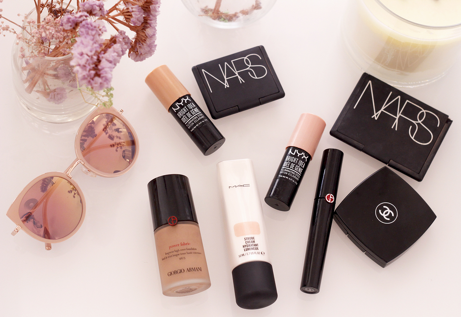 mejores productos de belleza best beauty products nars biotherm chanel NYX Mac2