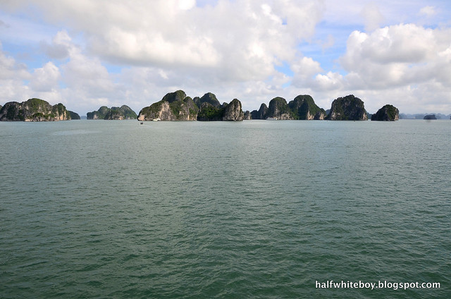 halfwhiteboy - halong bay cruise 31