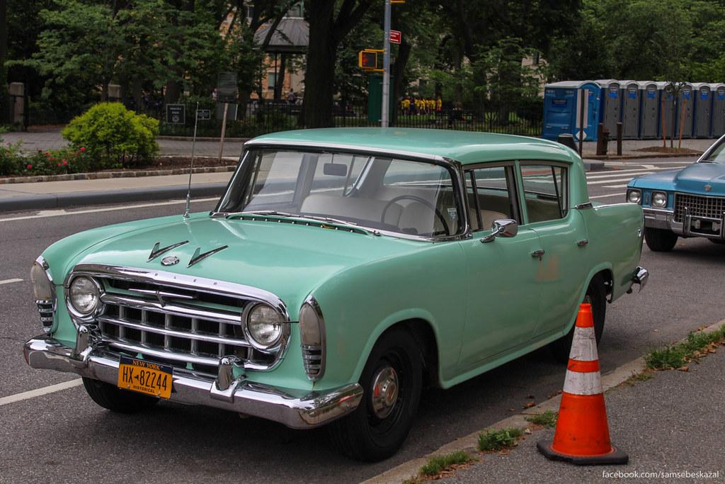 Старые автомобили на улицах Нью-Йорка - 29 samsebeskazal-9714.jpg