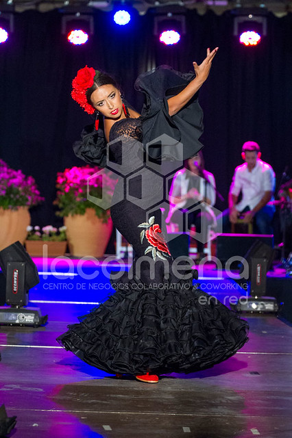 I Pasarela Flamenca 2017 Lucena