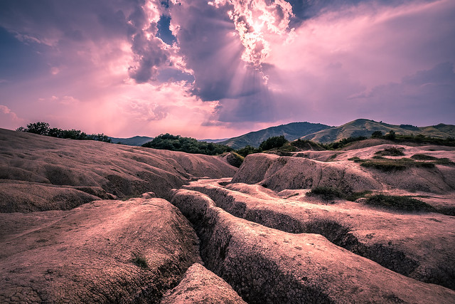 Vulcanii Noroiosi - Romania - Landscape photography