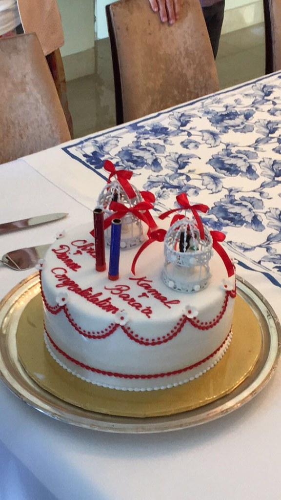Jordan 2017 - cake