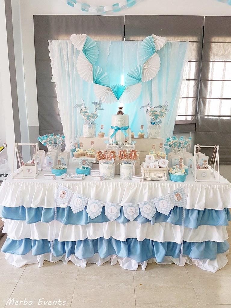 Cumpleaños Osito Merbo Events