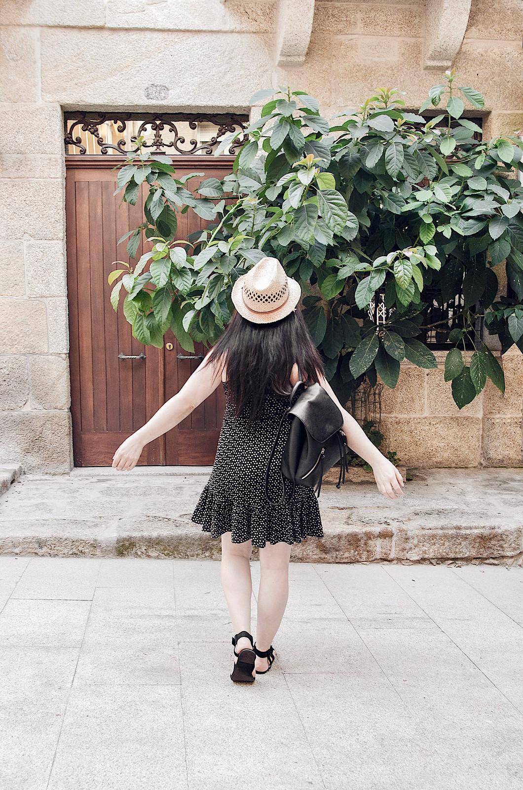 Cómo escoger un vestido estampado