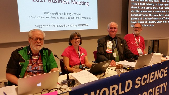 2017 WSFS Head Table
