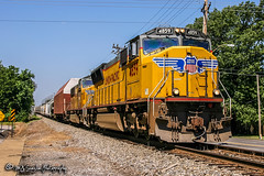 UP 4859 | EMD SD70M | NS Memphis District