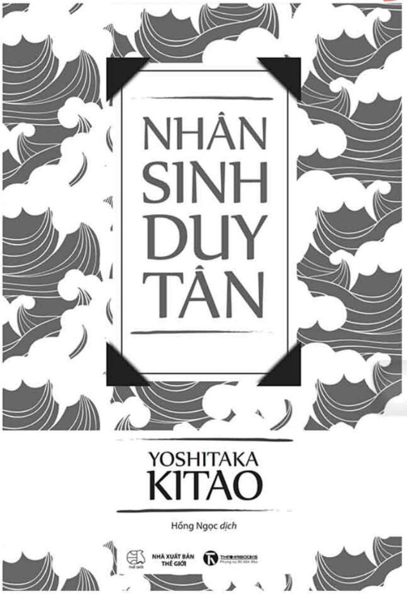 Nhân Sinh Duy Tân - Yoshitaka Kitao