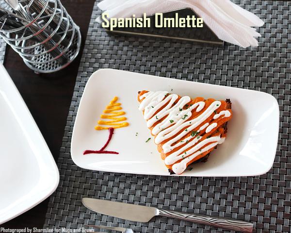 Spanish Omlette