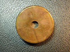 English stacking weight IMG_1240 1793 Lib. Cap cent