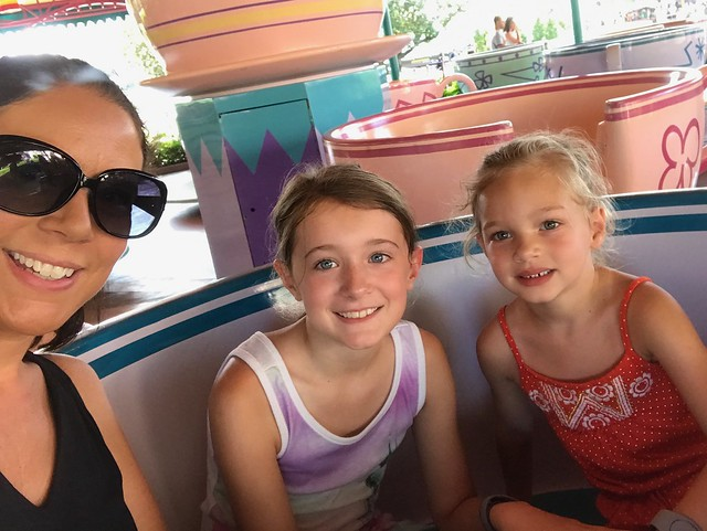 Disney day 2 magic kingdom rides/Kenna first time space mountain with me