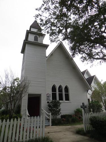 St Paul's Episcopal Magnolia Springs AL