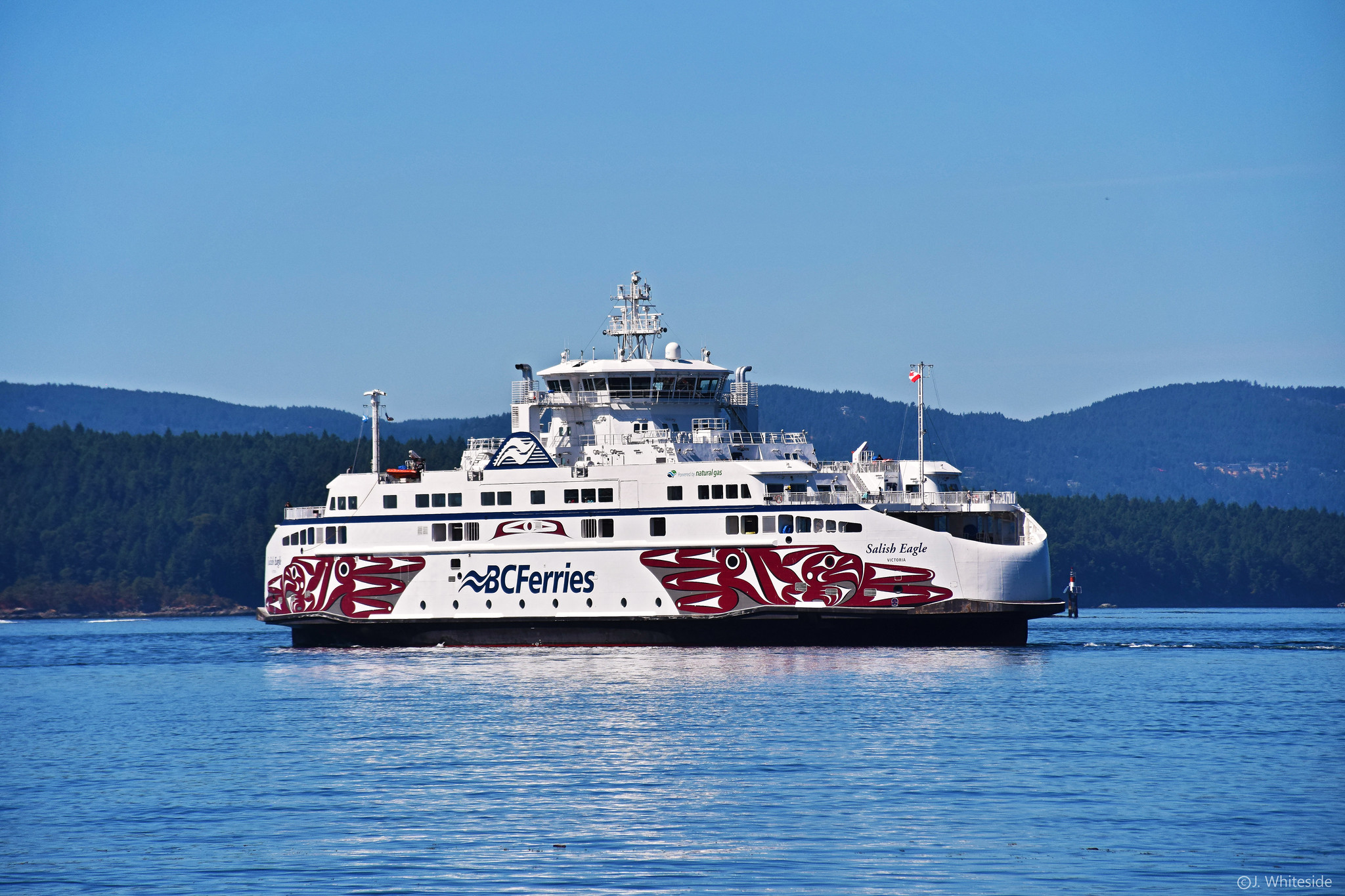 SALISH EAGLE - Photos & Discussion | West Coast Ferries Forum