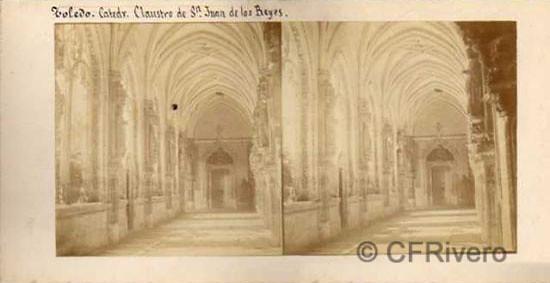 Toledo fotografiado por Louis Léon Masson. Colección Fernández Rivero