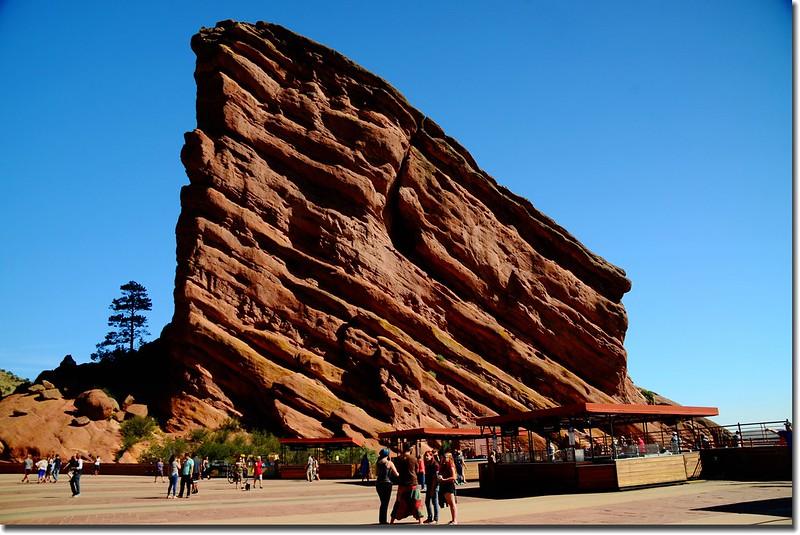 Amphitheater, Red Rocks Park (4)