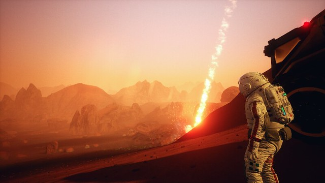 JCB Pioneer Mars - Asteroid