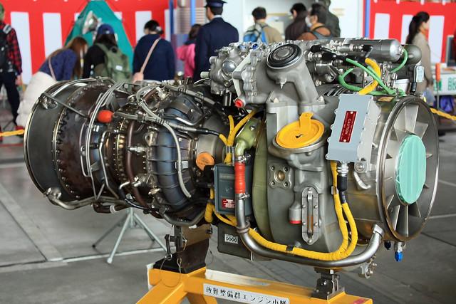 UH-60J エンジン IMG_5127_2