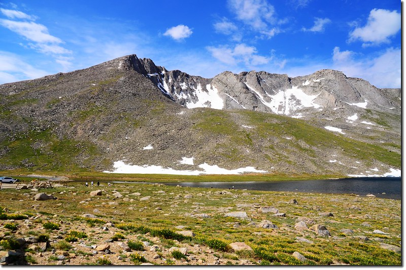 Summit Lake(3911m) (12)