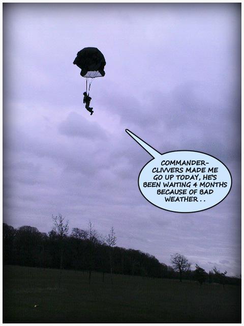 High Speed Parachute Test 1 (Top Secret).. 36246658983_5e9cbfe473_o