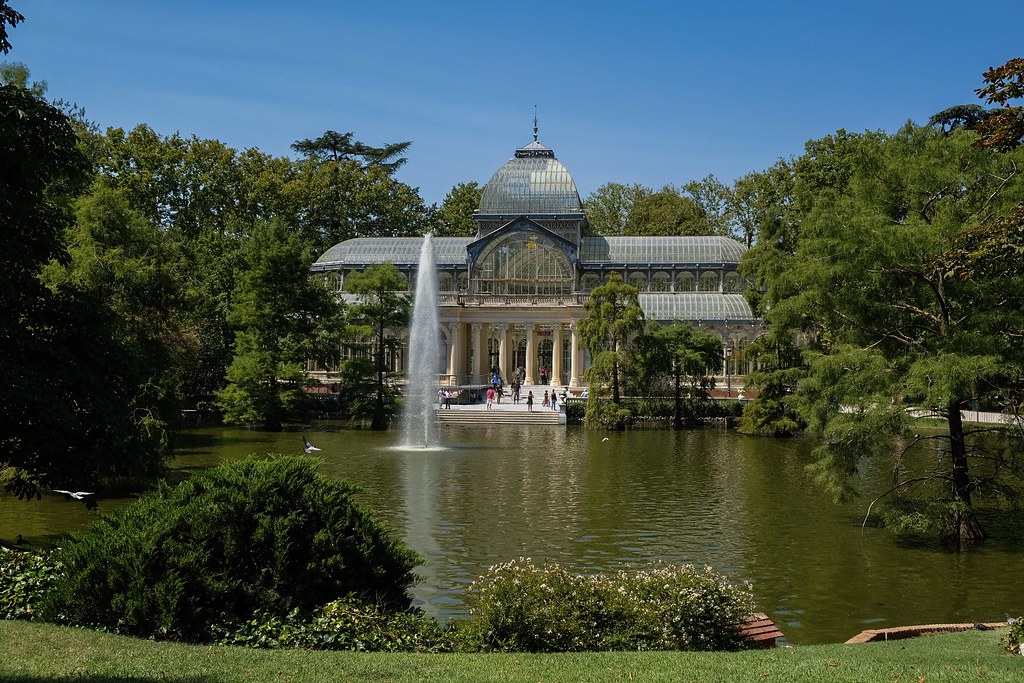 Crystal Palace   Spain and Portugal Itinerary