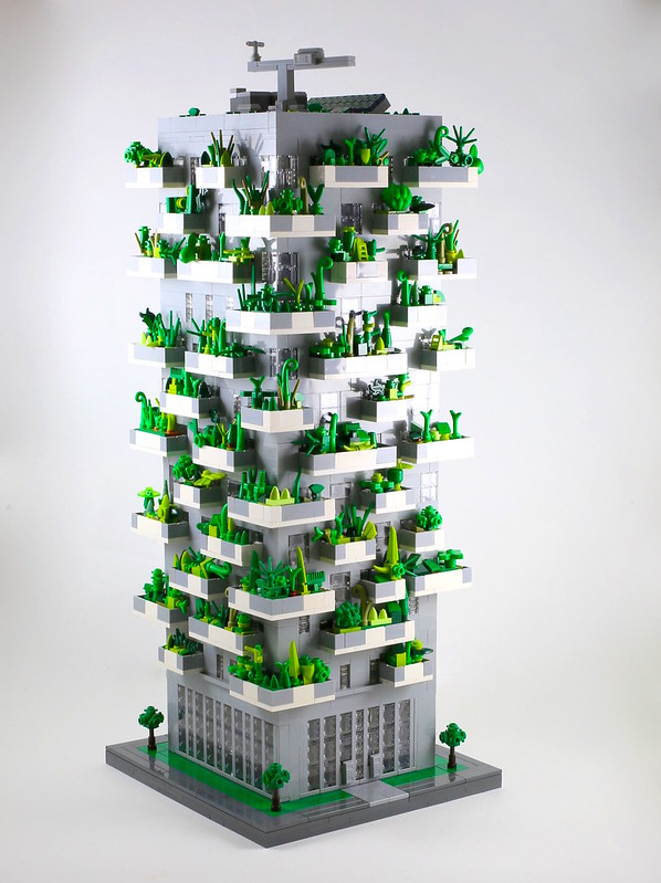 LEGO Bosco Verticale Mark II