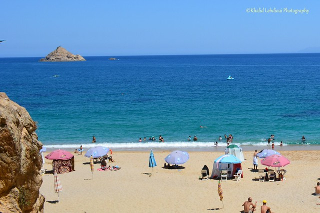 Mediterranean Sea - Skikda Beach - Algeria