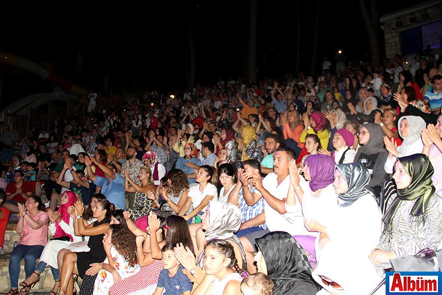 Ferhat Göçer Alanya konseri -11