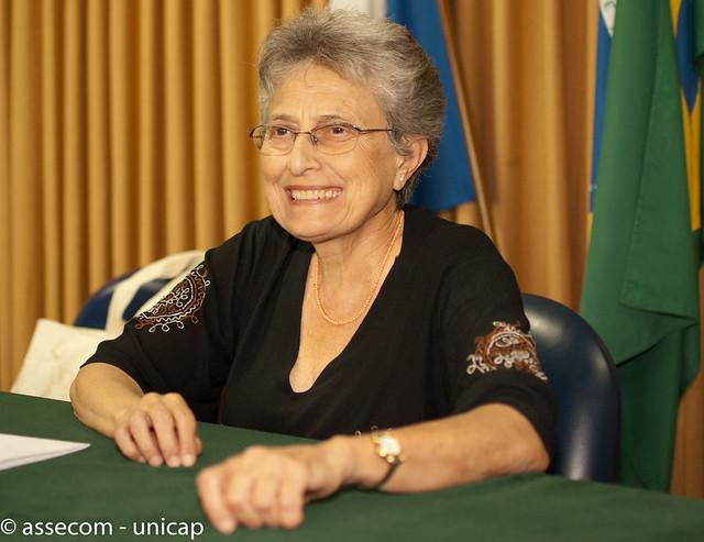 Ivone Gebara comemora a diversidade dentro dos movimentos de mulheres - Créditos: Paulo Maia