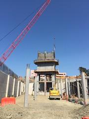ED/ICU/Med Surg/Heliport elevator shaft