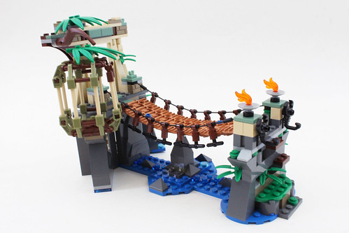 The LEGO Ninjago Movie Master Falls (70608)