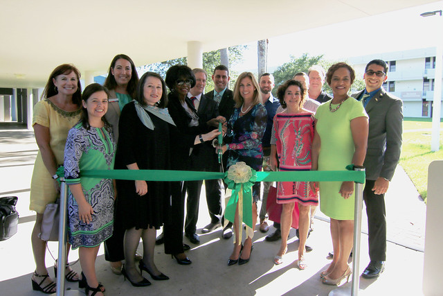 Panther's Closet Ribbon Cutting