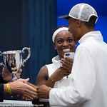 Sloane Stephens, Kamau Murray