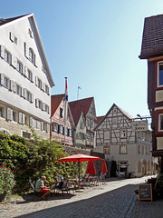 Bad Wimpfen - Apothekergasse