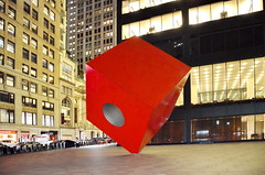 Red Cube, New York