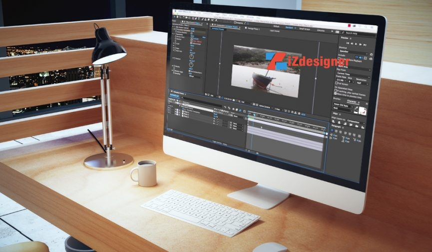 Hướng dẫn áp dụng Animation Presets trong Adobe After Effects