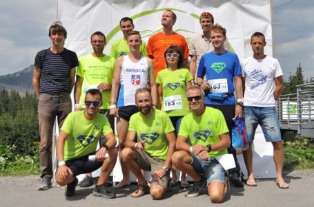 BĚŽELI JSME: Deník účastníka největší štafetové parády na Slovensku