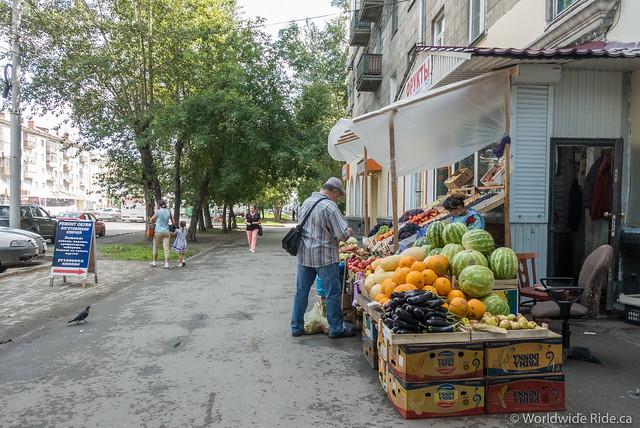 Russia Novosibirsk-15