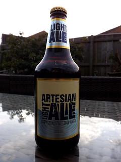 Shepherd Neame, Artesian Light Ale, England