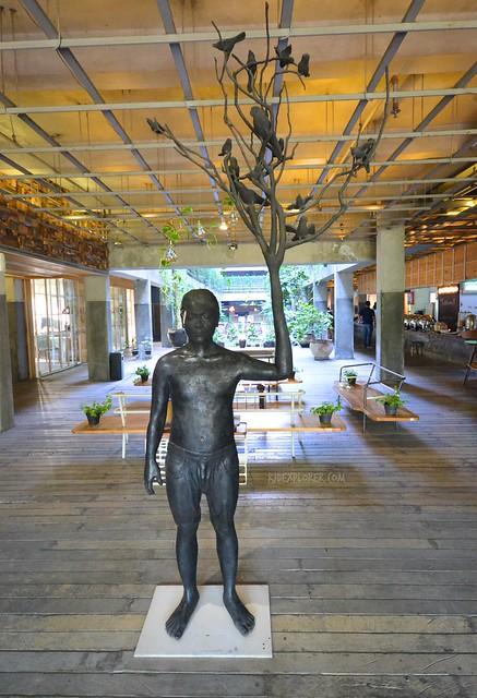 greenhost boutique hotel yogyakarta lobby