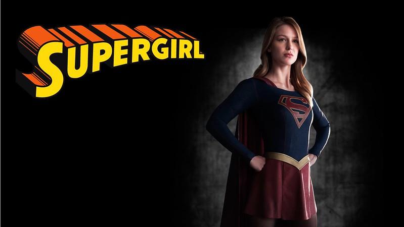 Adiwira Wanita Dalam Drama Bersiri Inggeris Supergirl