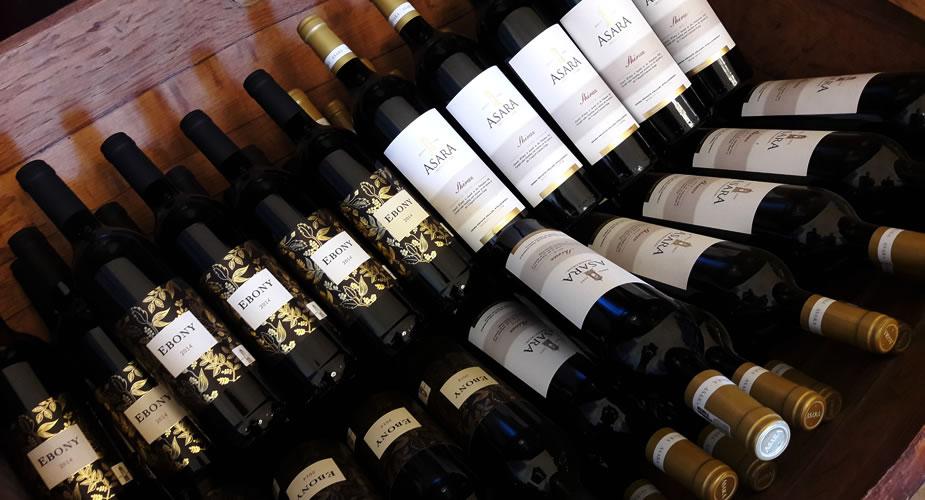 Wijn proeven in Stellenbosch, Zuid-Afrika: Asara Wine Estate | Mooistestedentrips.nl