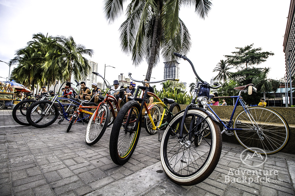 Custom bikes in Filipinas