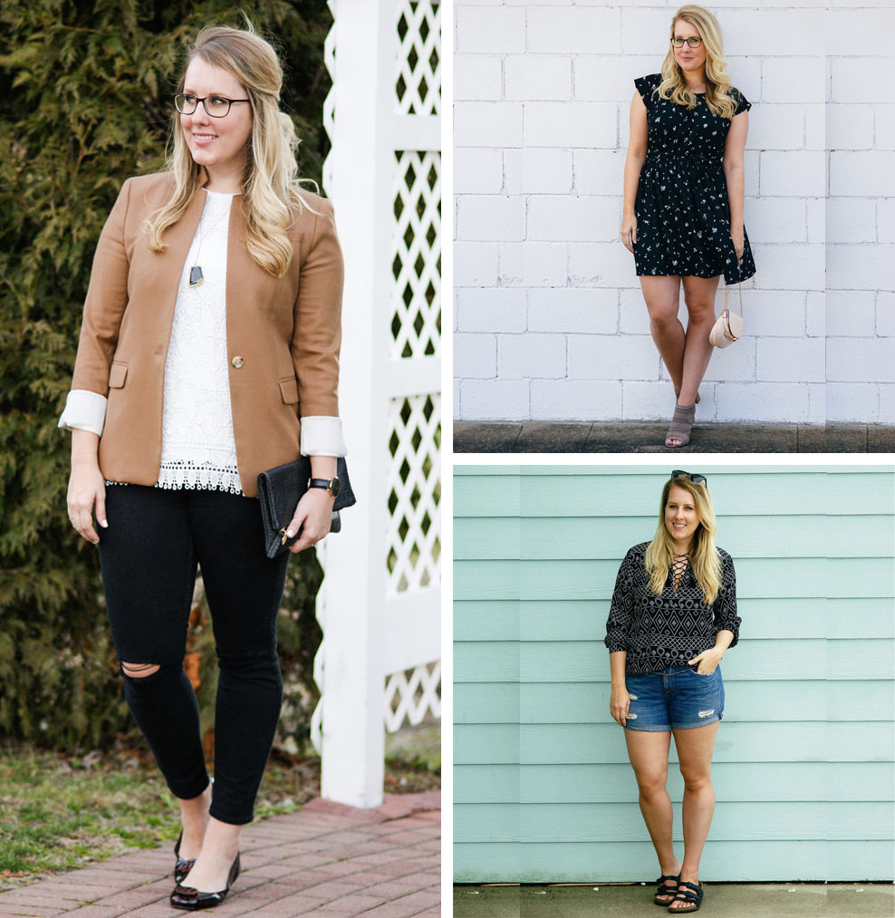 9 Mid-Size Fashion Bloggers (Franziska - Franish the Blog)