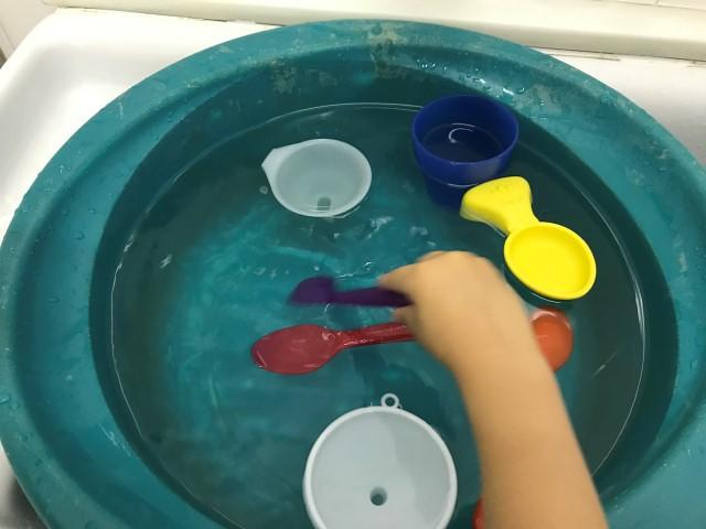 P3A experimentem amb aigua