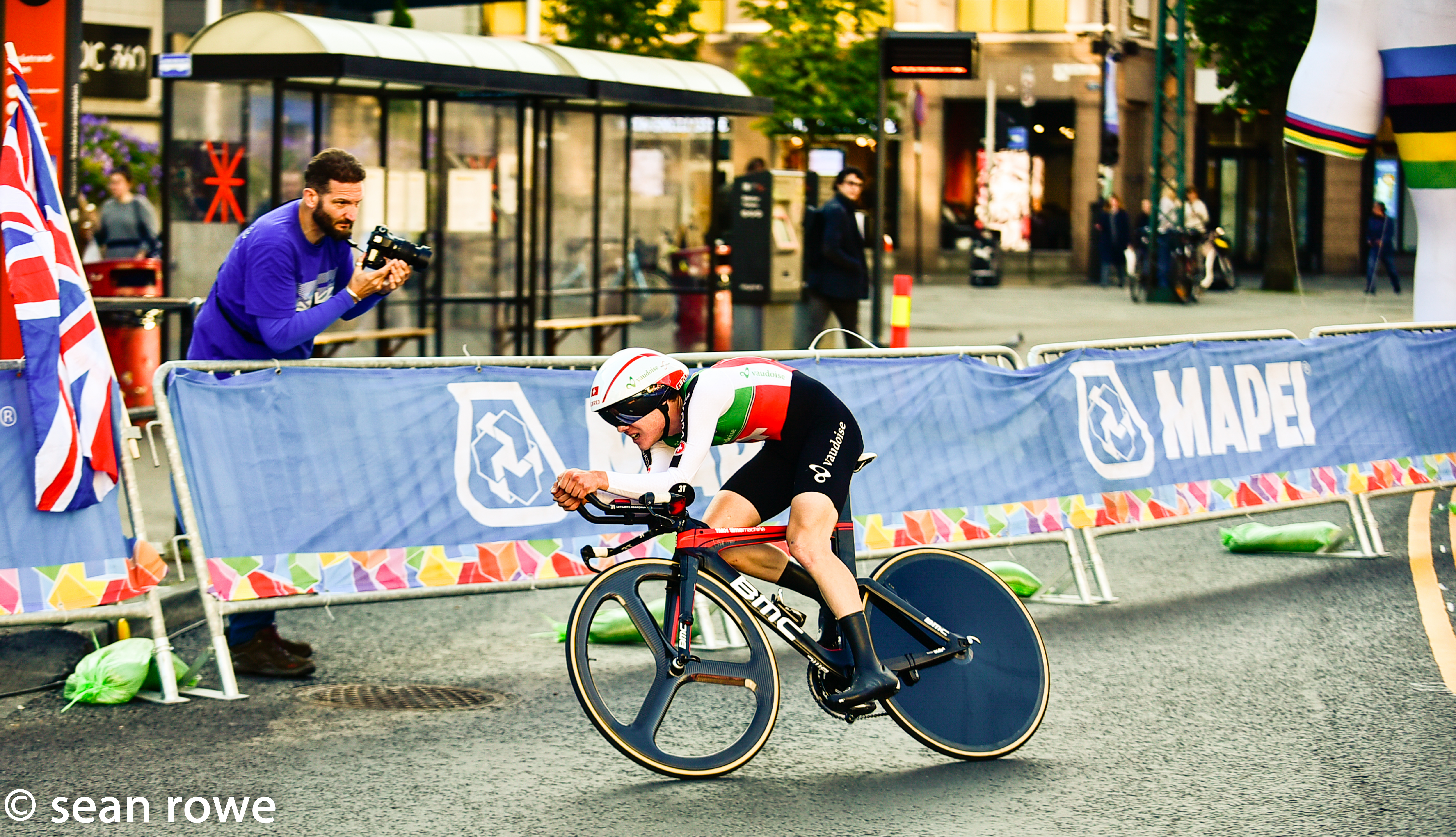 World Cycling Championships 2017, Bergen - U23 Mens TT