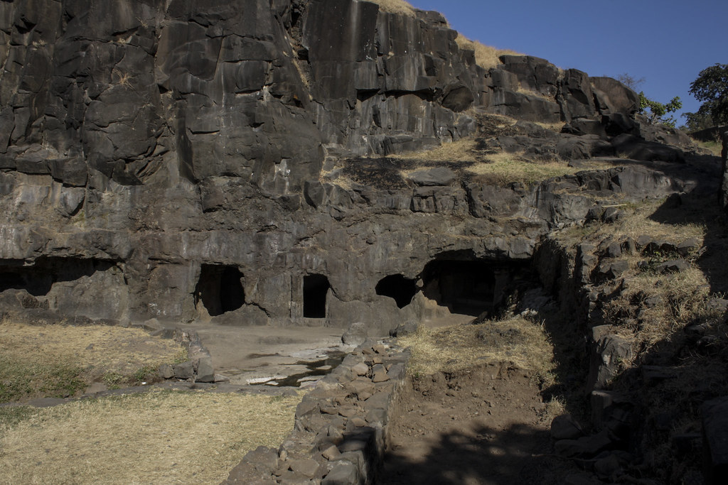 Lohani Cave in Mandu, Madhya Pradesh, India